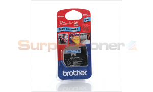 BROTHER M TAPE BLACK ON BLUE 9 MM X 8 M (MK-521BZ)