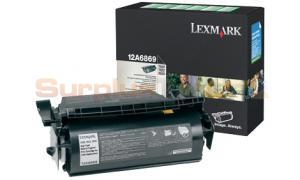 LEXMARK T620 TONER CTG FOR LABEL APPS RP 30K (12A6869)