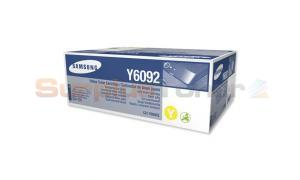 SAMSUNG CLP-770 TONER CARTRIDGE YELLOW (CLT-Y6092S/ELS)