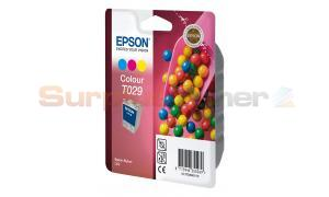 EPSON STYLUS C60 INK CARTRIDGE COLOUR (C13T02940110)