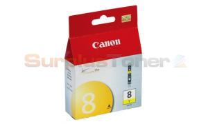 CANON CLI-8Y INK CARTRIDGE YELLOW (0623B002)