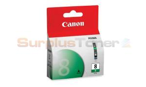 CANON CLI-8G INK CARTRIDGE GREEN (0627B002)