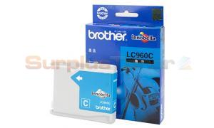 BROTHER DCP-330C INK CARTRIDGE CYAN (LC-960C)