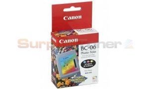 CANON BC-06 PHOTO INK CARTRIDGE COLOR (F45-1131-300)