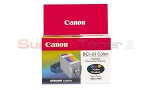 CANON BCI-61 INK TANK COLOR (F47-1871-300)