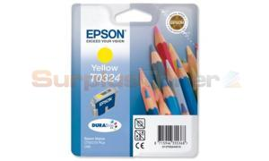 EPSON STYLUS C80 INK YELLOW (C13T03244010)