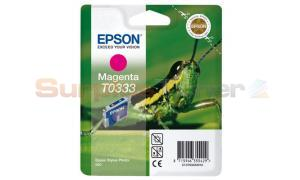 EPSON STYLUS PHOTO 950 INK MAGENTA (C13T03334010)