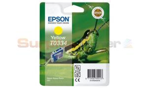 EPSON STYLUS PHOTO 950 INK YELLOW (C13T03344010)