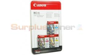 CANON BCI-6 INK TANK COLOR (4705A016[AA])