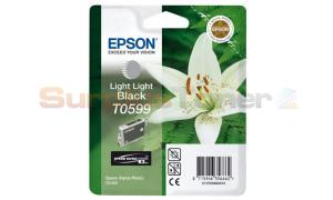 EPSON STYLUS T0599 R2400 INK LIGHT LIGHT BLACK (C13T05994010)