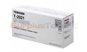TOSHIBA E-STUDIO 203S TONER CARTRIDGE (T-2021)