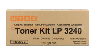 UTAX LP 3240 TONER KIT BLACK (4424010010)
