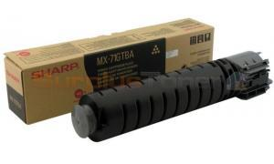 SHARP MX5500N TONER CARTRIDGE BLACK (MX-71GTBA)