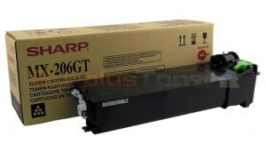 SHARP MX-M160D TONER CARTRIDGE BLACK (MX-206GT)
