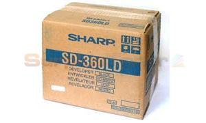SHARP SF-2050 DEVELOPER BLACK (SD-360LD)