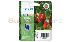 EPSON STYLUS PHOTO 810 INK CART COLOUR (C13T02740110)