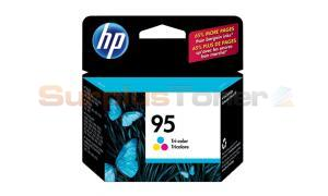 HP NO 95 INKJET PRINT CARTRIDGE TRI-COLOR (C8766WC)
