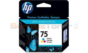 HP 75 INK CARTRIDGE TRI-COLOR (CB337WL)