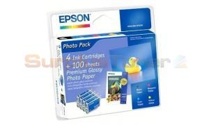 EPSON STYLUS PHOTO RX420 INK MULTIPACK CMYK (T055640)