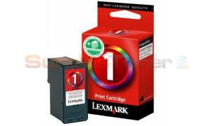 LEXMARK Z735 NO. 1 PRINT CART COLOR 190 PAGES (18CX781BR)