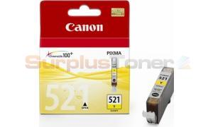 CANON CLI-521Y INK CARTRIDGE YELLOW (2936B005)