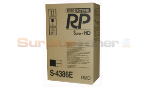 RISO RP 3790/00 SUPER-HD INK BLACK (S-4386E)