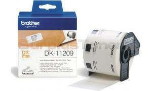 BROTHER QL-500 SMALL ADRESS LABELS 29 MM X 62 MM (DK-11209)