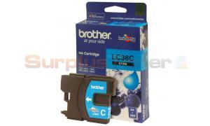BROTHER DCP-145C INK CARTRIDGE CYAN (LC-38C)