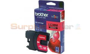 BROTHER DCP-145C INK CARTRIDGE MAGENTA (LC-38M)