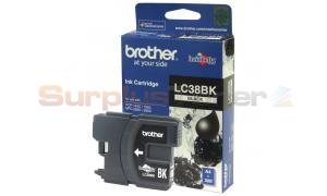 BROTHER DCP-145C INK CARTRIDGE BLACK (LC-38BK)