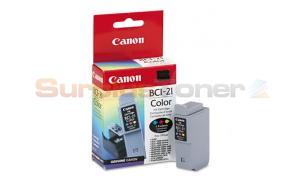 CANON BCI-21 INK CARTRIDGE COLOUR (0955A350)
