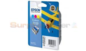 EPSON C43 SERIES INK CARTRIDGE COLOUR  (C13T03904A20)
