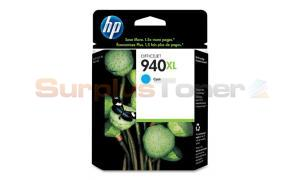 HP NO 940XL OFFICEJET INK CARTRIDGE CYAN (C4907AC#140)
