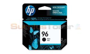 HP NO 96 INK CARTRIDGE BLACK HY (C8767WC)