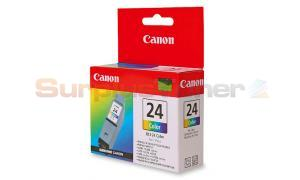 CANON BCI-24 INK CARTRIDGE COLOR (6882A026)