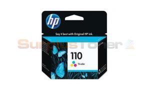 HP NO 110 INKJET CARTRIDGE TRI-COLOR (CB304AC)