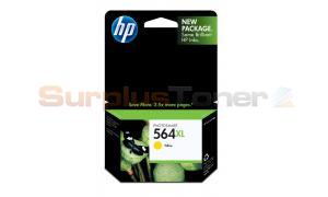 HP NO 564XL PHOTOSMART INK CTG YELLOW (CB325WC#140)