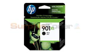 HP NO 901XL OFFICEJET INK CARTRIDGE BLACK (CC654AC#140)