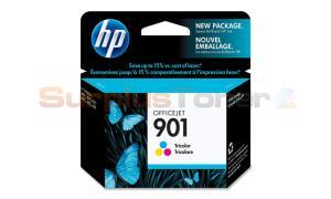 HP NO 901 OFFICEJET INK CARTRIDGE TRI-COLOR (CC656AC#140)