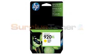 HP NO 920XL OFFICEJET INK CARTRIDGE YELLOW (CD974AC#140)