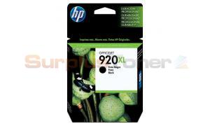 HP NO 920XL OFFICEJET INK CARTRIDGE BLACK (CD975AC#140)