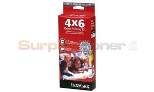 LEXMARK P315 NO 35 INK COLOR PHOTO PRINTING KIT (18C0818)