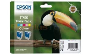 EPSON STYLUS PHOTO 1270 INK CTG CMY LC LM TWIN PACK (C13T00940210)