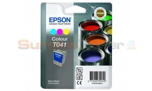EPSON STYLUS C62 CX3200 INK CARTRIDGE COLOR (C13T04104010)