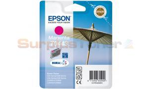 EPSON STYLUS CX640 INK CARTRIDGE MAGENTA HY (C13T04434010)
