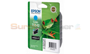 EPSON STYLUS PHOTO R800 INK CARTRIDGE CYAN (C13T05424010)