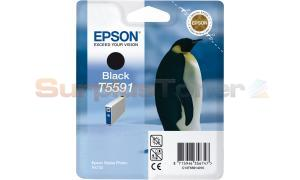 EPSON STYLUS RX700 INK CARTRIDGE BLACK (C13T55914010)