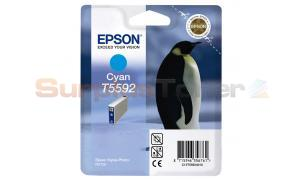 EPSON STYLUS RX700 INK CARTRIDGE CYAN (C13T55924010)