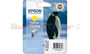 EPSON STYLUS RX700 INK CARTRIDGE YELLOW (C13T55944010)