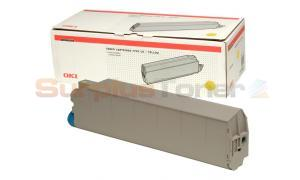 OKIDATA C9300/C9500 TYPE C5 TONER YELLOW (41963605)